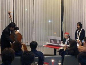 金岡秀典 クリスマスコンサート2
